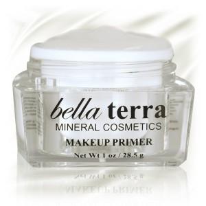 Bella Terra Mineral Cosmetics Paraben Free Makeup Primer